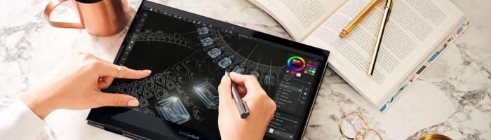 ASUS ZenbBook Flip S UX371 - laptop cu ecran OLED 4K si alimentare prin USB Type C