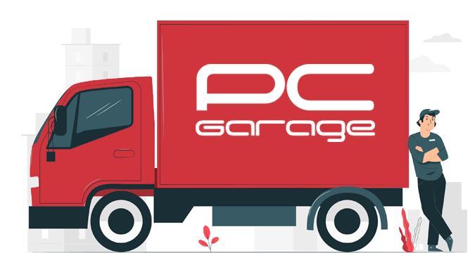 PC Garage anunta livrarea prin Tazz