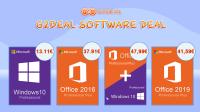 Ofertele continua: Windows si Office la preturi foarte mici la G2Deal