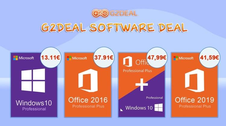 Windows 10 si pachetul Office la sub 200 lei