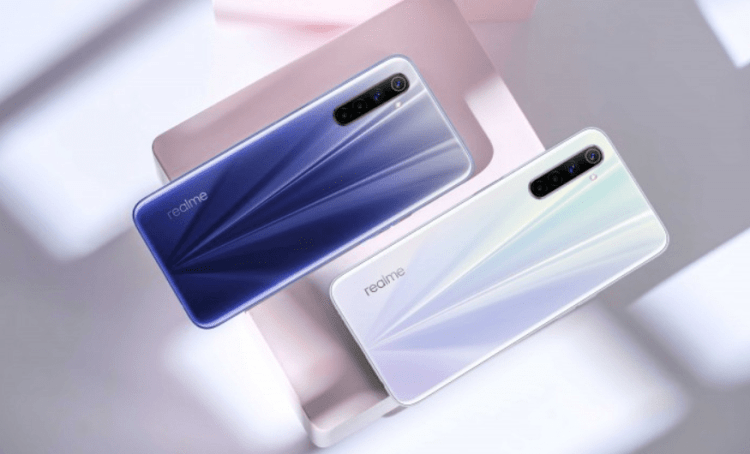 realme 6 este disponibil in Romania
