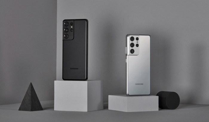 Samsung a lansat seria Galaxy S21