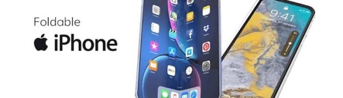 Vom avea telefoane pliabile in mod oficial atunci cand Apple va lansa un astfel de telefon