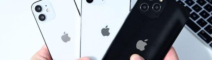 iPhone 12 Mini ar putea iesi din productie