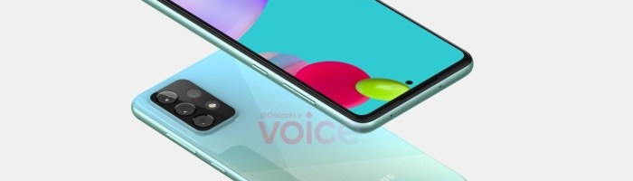 Noi detalii despre specificatiile telefoanelor mid-range Samsung: Galaxy A52 si A72