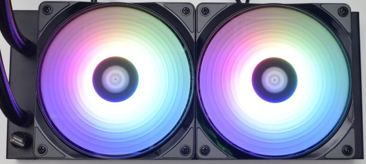 Review cooler all-in-one Deepcool Gamer Storm Castle 240 RGB V2
