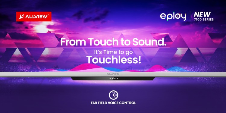 Noua serie Allview ePlay7100