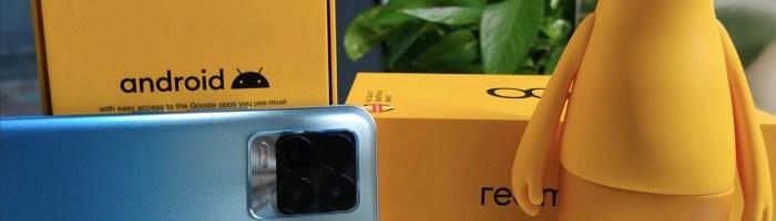 realme 8 Pro nu mai este un secret - camera de 108MP pe un telefon de buget