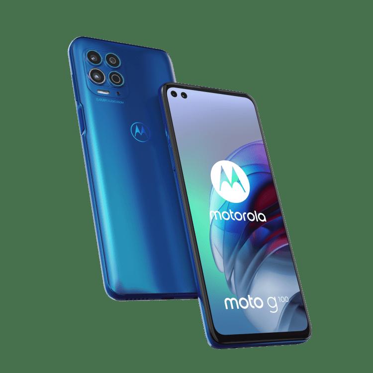 Motorola a lansat telefonul Moto G100
