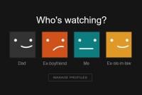 Netflix ia în calcul restricționarea partajării conturilor