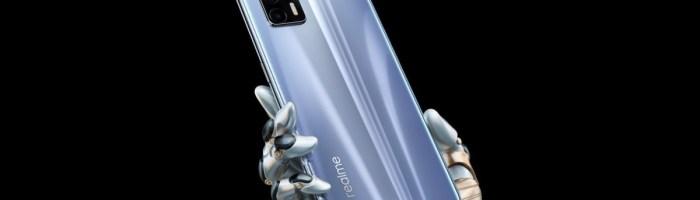 Realme GT 5G - Snapdragon 888 de la 360 euro