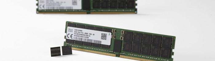 Avem oficial primele memorii RAM DDR5