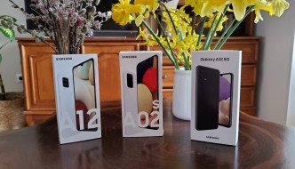 Cei trei muschetari din seria Galaxy A de la Samsung