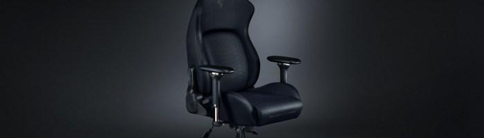 Review Razer Iskur - un scaun de gaming scump dar confortabil