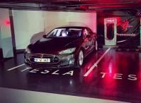 Statii de incarcare Tesla deschise in Bucuresti