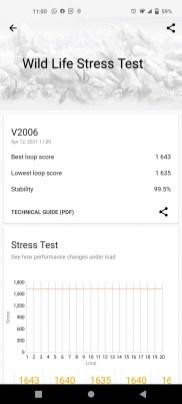 vivo X51 5G (3DMark) (2)
