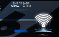 Digi iti ofera un router Wi-Fi 6 la doar 3 lei pe luna
