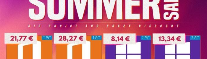 Mi-am facut stock de licente de Windows - 8 euro o licenta de Windows 10 Pro