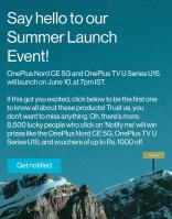 Noi lansări de produse de la OnePlus