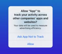 Utilizatorii de iOS 14.5 au dezactivat functiile de tracking