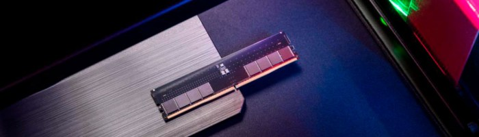 Kingston urmeaza sa aduca pe piata primele memorii DDR5