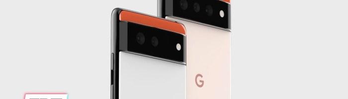 Primele randari cu Pixel 6 ne arata o schimbare majora de design