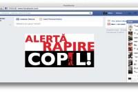 """Facebook implementează și în România instrumentul """"Alertă Răpire Copil"""""""