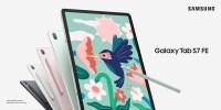 Samsung a prezentat Tab S7 FE si Tab A7 Lite