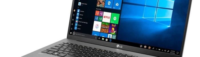 Laptop-ul LG Gram este disponibil oficial in Romania