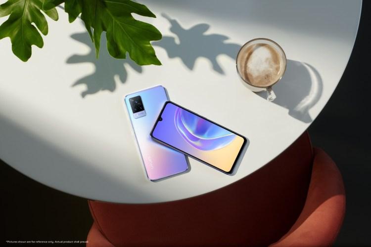 vivo prezintă smartphone-ul V21 5G