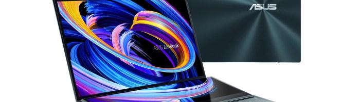 Scump dar impresionant - ASUS ZenBook Pro Duo OLED este disponibil in Romania