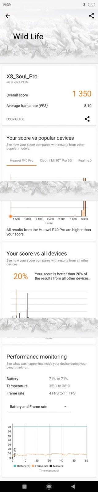 Review Allview Soul X8 PRO - telefon de gamă medie, demn de luat în calcul