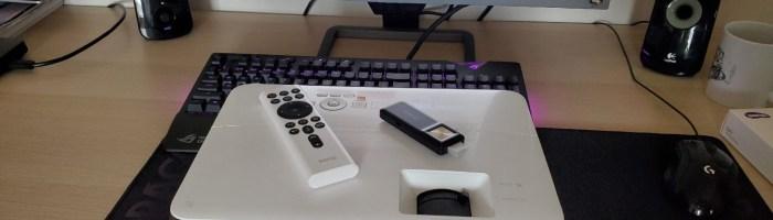 BenQ W1800i Review - videoproiectorul multimedia perfect?