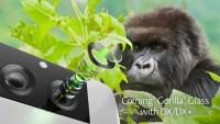 Gorilla Glass a lansat o sticla noua care protejeaza lentilele camerelor foto