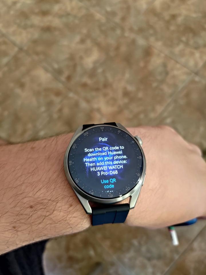 Review Huawei Watch 3 Pro - un super ceas