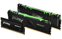 Kingston a lansat noua gama de memorii RAM sub numele de FURY