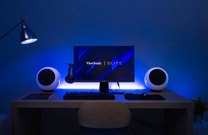 "ViewSonic anunta noi monitoare de gaming cu o diagonala de 32"""