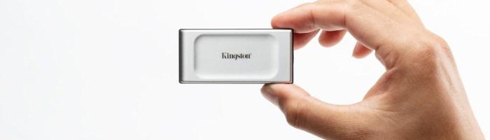 Kingston a lansat SSD-ul portabil XS2000