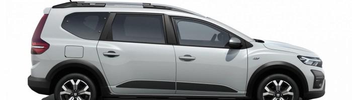 Dacia Jogger a fost prezentata - vine si cu motorizare hibrida
