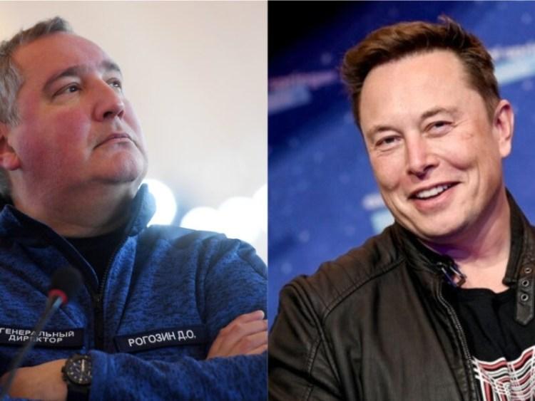 Elon Musk invitat în Rusia