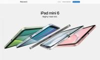 Apple a lansat iPad Mini 6 – design de iPhone si port USB Type C
