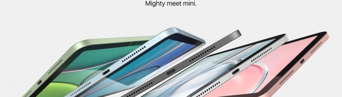 Apple a lansat iPad Mini 6 - design de iPhone si port USB Type C