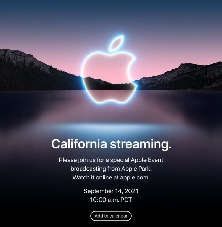 iPhone 13 - lansare oficiala pe 14 septembrie