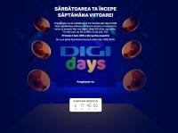 De luni ai oferte prin campania Digi Days