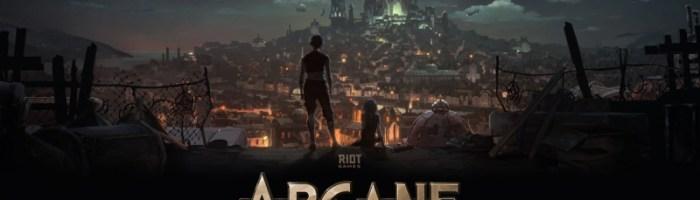 Serialul Arcane va debuta pe 7 noiembrie pe Netflix și Twitch