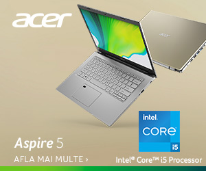 laptop gaming ACER pret bun