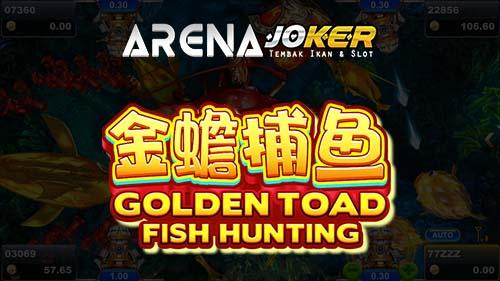 Arena Permainan Judi Tembak Ikan Joker123
