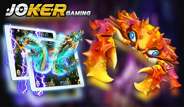 Arena Joker123 Permainan Mesin Slot Dan Tembak Ikan