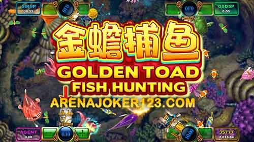 Game Menembak Ikan/Fishing Joy Uang Asli Joker123