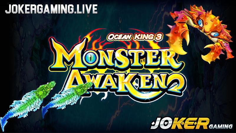 Jenis Permainan Tembak Ikan Online Joker123